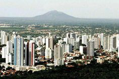 Cidade de Cuiabá - Mato Grosso - Turismo e Cultura no Brasil