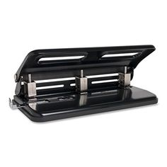 """Sparco SPR01796 Heavy-Duty Adjustable 9/32"""" 3-Hole Punch - http://darrenblogs.com/2015/09/sparco-spr01796-heavy-duty-adjustable-932-3-hole-punch/"""