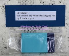 Karins-kortemakeri: Førstehjelpskoffert til mann på 40 Candy, Sweet, Toffee, Sweets