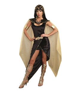 c6a2a9a2b2 Be the Queen of the Nile in a sexy Egyptian costume. Yandy s Egyptian  Goddess and Egyptian Queen costumes will have pyramids erected in your  honor!