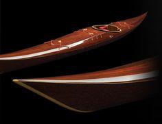 Guillemot Wooden Kayak