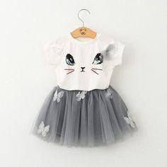Cute Cat 2pcs/set