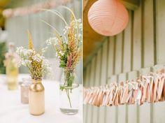 dekorationskonzept_001 Altar, Wedding Blush, Wedding Inspiration, Table Decorations, Home Decor, Paper Mill, Thanks Card, Guest Gifts, Copper