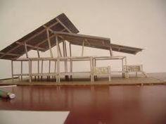 Resultado de imagen para techo a un agua Loft, Shelves, Bed, Furniture, Home Decor, Water, Architecture, Blue Prints, Houses
