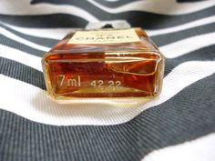 Authentic Chanel No. 5 Parfumperfume Vintage 1960's. by mikannme
