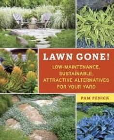 Lawn Gone!: Low-Maintenance, Sustainable, Attractive Alternatives for Your Yard (Paperback) | Overstock.com Shopping - The Best Deals on Lawn Care