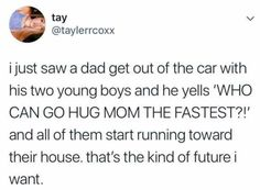 Omg, my dad does this every day when he picks us up from school or anywhere from that matter and mum's home. it's just so heartwarming ♥️ # 22 Wholesome Dad Posts That Will Melt Your Cold, Dead Heart Make Me Happy, Make Me Smile, Funny Cute, Hilarious, Stupid Funny, Faith In Humanity Restored, Cute Stories, To Infinity And Beyond, My Tumblr