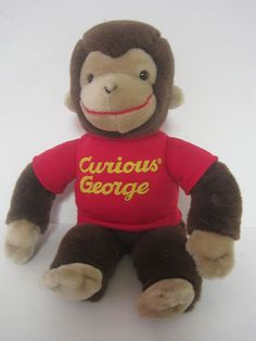 We looking for a few items for the Toytisserie like a Curious George stuffed animal!