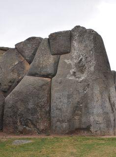 Stones of Sacsayhuaman, peru