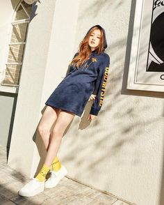 Image about lee sung kyung in photoshoot by sky Ulzzang Fashion, Asian Fashion, Fashion Photo, Ulzzang Girl, Girl Fashion, Lee Sung Kyung Fashion, Korean Girl, Asian Girl, Korean Style
