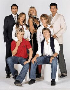 Rebelde way: loved this show :) I watched it in Portuguese yet I somehow knew what was happening