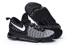 "8b1b5201ef5 Find Nike Kevin Durant KD 9 ""Oreo"" Black White 2016 For Sale online or in  Pumarihanna. Shop Top Brands and the latest styles Nike Kevin Durant KD 9  ""Oreo"" ..."