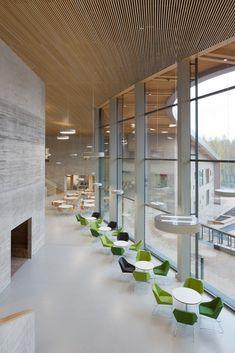 Escuela Saunalahti,© Andreas Meichsner