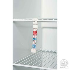 Image Refrigerator & Freezer Thermometer. To Enlarge the image, click Control-Option-Spacebar