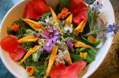 insalata di fiori