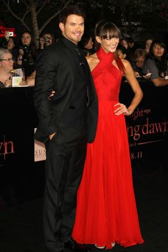 Vampire hotties! Kellan Lutz, Jackson Rathbone at Breaking Dawn premiere
