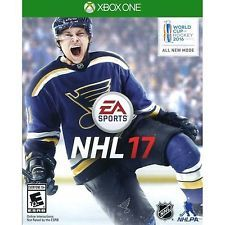 Get NHL 17 release date (Xbox One, cover art, overview and trailer. All-new game modes, new and deeper experiences in fan-favorite modes, and the best on-ice gameplay ever make NHL 17 the most exciting EA SPORTS NHL game to date. Live out your hockey. Jeux Xbox One, Xbox 1, Playstation Games, Latest Video Games, Video Games Xbox, Xbox One Games, Wii, Videogames, Hockey World Cup