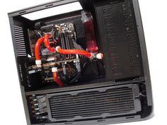 Image result for silverstone tj07 water cooling