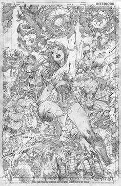 Jim Lee - Visit to grab an amazing super hero shirt now on sale!