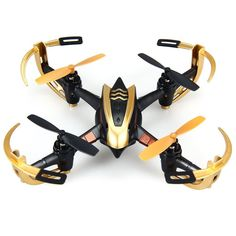 2016 Hot Sale Yi Zhan YiZhan X4 6 Axis 2.4G RC Quacopter With LCD Transmitter RTF Mode 2 Remote Control Helicopter RC Toys //Price: $30.48//     #gadgets