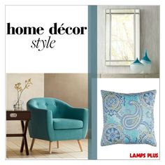 """""""Lampsplus 16/2"""" by goldenhour ❤ liked on Polyvore featuring interior, interiors, interior design, home, home decor and interior decorating"""
