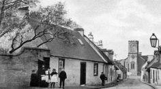 Old Photograph Dunlop Scotland