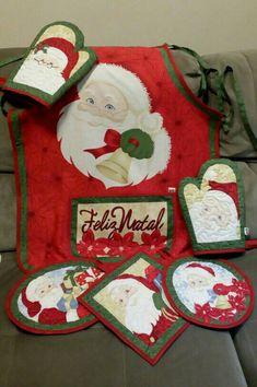 Natal em Patchwork