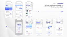 2018 portofolio_UI/UXpart 1_airlayer app - 브랜딩/편집, UI/UX Wireframe, Ui Ux Design, Mobile Design, Diagram, Branding, Layout, Live Action, Brand Management, Page Layout