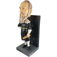 Galileo Galilei bobblehead ~ geek gifts