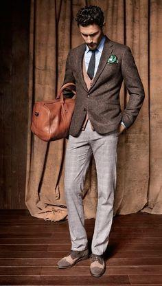 Men, fashion
