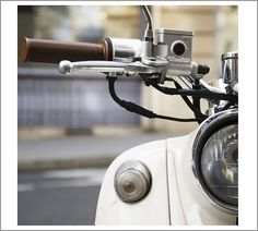 Nichole Robertson - Scooter | Pottery Barn- this photo makes me want to buy a one way ticket to Italy. Somehow, a very motivating photo