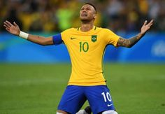 Brazil 1-1 Germany (Pens 5-4): Neymar seals Olympics Gold for hosts Brazil beat Germany 5-4 on penalties to clinch the Gold medal at the final of the 2016 Rio Olympics men's football tournament, after the game finished 1-1 in extra time. #neymar #footballnews #rio2016