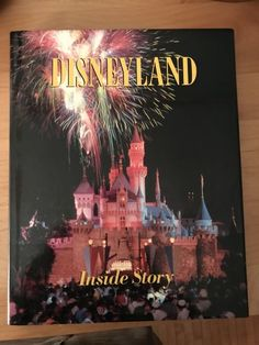 76 best my imagineering library images on pinterest book book disneyland inside story by randy bright fandeluxe Choice Image