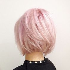 hmmm, but with my long hair. Love the candy colour