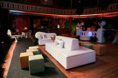 2013 Atlanta Networker at Tabernacle in Atlanta - Lights...Camera...AFR! #afrTOUR #eventdesign #afreventfurnishings