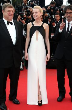 Best Dressed at The 66th Annual Cannes International Film Festival: Carey Mulligan in Vionnet