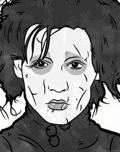 Personajes de Johnny Depp