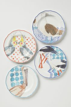 Baltra Dessert Plate - Anthropologie.com