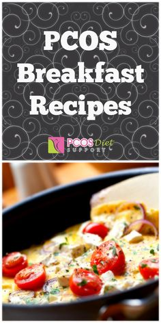 Looking for PCOS friendly recipes? Look no further!