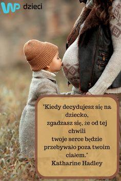 Dzieci są największą radością naszego życia #baby #love #family #pregnancy #mother #father #dziecko #rodzina #macierzyństwo #matka #ojciec Nice Things, Self Improvement, Life Is Good, Crochet Hats, Words, Quotes, Design, Knitting Hats, Quotations