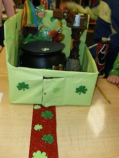 Engineering Unit- Leprechaun Traps