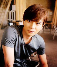 お誕生日おめでとう、 松本潤! 大好きだよ! Happy birthday MatsuJun! I love you!