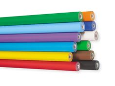 Classroom Decoration- Fadeless Paper Rolls: $16.99 (order by color)