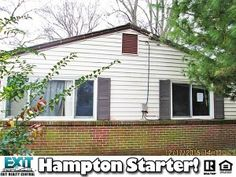 1212 3rd St Hampton VA  23661 Hampton Starter Home!  3 bedroom 1 bath ranch could be a great starter home. Nestled on a dead end street. Cable TV Hookup Ceiling Fan 220 V Elec Breakfast Area 1st FBR Street Off Street Forced Hot Air Central Air Hunter B. Andrews Hampton High School!        Map  Schools  Market Stats  Financing  Walkability  Location Map