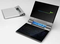 LG e-Book Laptop Concept