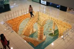 29 Mind-Bending Works Of 3D Street Art You Need To See