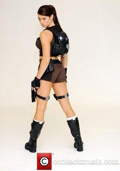 Tomb Raider Legend Alison Carroll