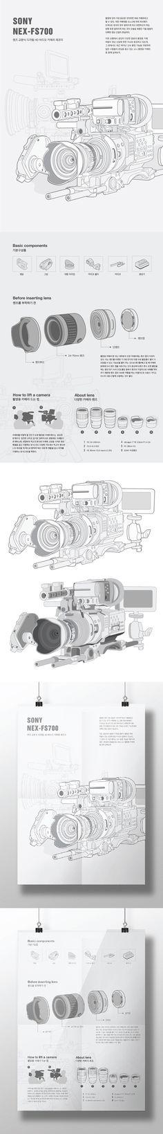 Lee Kyeong Ryeon | SONY NEX-FS700 | Information Design 2016│ Major in Digital Media Design │#hicoda │hicoda.hongik.ac.kr