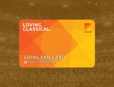 Join me in sharing our passion for classical music. Find your stars on HELLO STAGE and become a fan of Kosmas Lapatas  now, too.