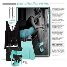 Your attention on me !, created by fashion-architect-style on Polyvore